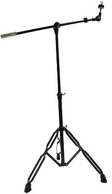 Double Braced Cymbal Boom Stand With Counterweight Gammon Percussion