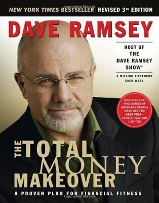 📔The Total Money Makeover A Proven Plan for Financial Fitnes by Dave Ramsey📔