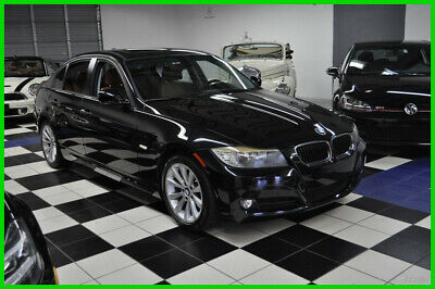 2011 BMW 3-Series i - 54K MILES - CERTIFIED CARFAX - STUNNING COLORS 2011 i Used 3L I6 24V DEALER SERVICED