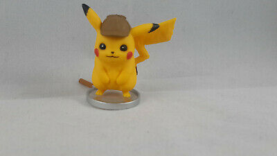 Pokemon TCG: Detective Pikachu On the Case Figure Collection Toy