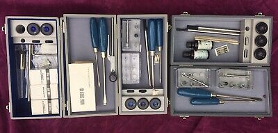 Lot Haag-Streit Slit Lamp Accessories Lens Box