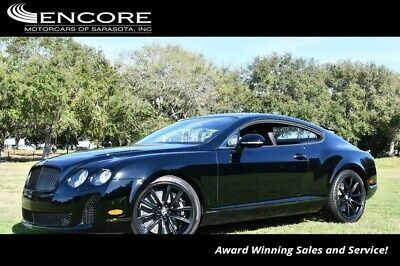 2010 Bentley Continental GT 2 Door AWD Coupe Supersports W/Velos Stage 2 Softw 2010 Continental Supersports Coupe 15,105 Miles With warranty-Trades,Financing &