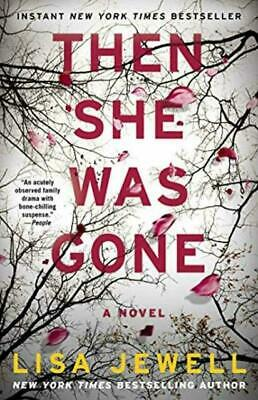 Then She Was Gone : A Novel by Lisa Jewell (P.D.F)