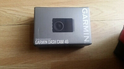 Garmin Dash Cam 46, FHD HDR with 140º View GPS & Voice Cntrl *New*WrntyQikShip#