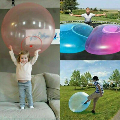Inflatable Wubble Bubble Ball Soft Stretch Large Outdoor Water Balloons NEW UK