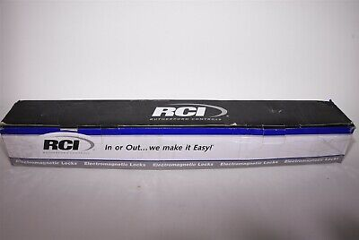RCI Rutherford MultiMag 8320 x DSS x 28 Double Electromagnetic Mag Lock 1200 lbs