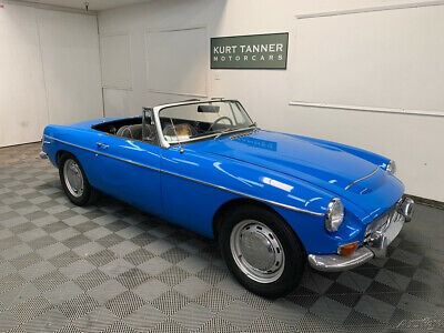 1969 Mg Mgc 1969 Mgc Roadster 1969 Mgc Roadster. Blue With Black. Decent, Complete Car For Improvement.