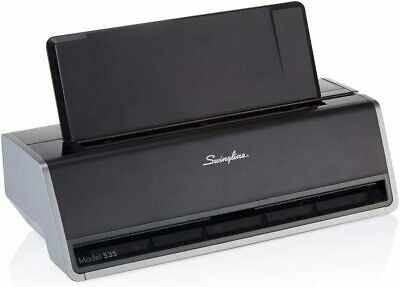 Swingline Electric 3 Hole Punch, Commercial Hole Puncher, 28 Sheet Capacity