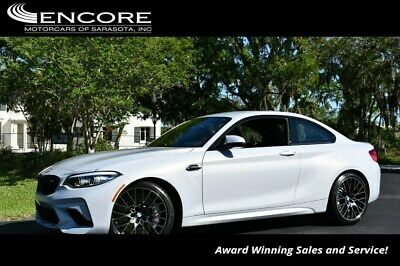 2020 BMW Other Competition Coupe W/Executive Package 2020 M2 2dr Car 5,068 Miles With warranty-Trades,Financing & Shipping