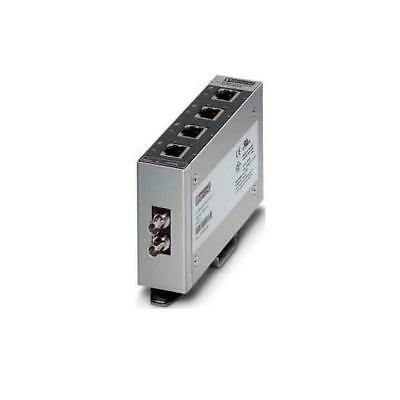 Phoenix Contact Ethernet Switch FL SWITCHSFN4TX/FXST IP20 Switch 2891453
