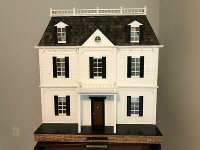 New 1:12 Scale Finished Real Good Toys Williamsburg Miniature Dollhouse