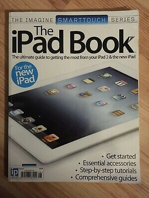 iPad Book - A great guide to showing How To Make The Most Of The iPad ⭐️reduced