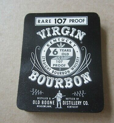 Wholesale Lot of 100 Old Vintage VIRGIN Bourbon WHISKEY LABELS - Meadowlawn KY