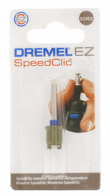 Dremel SC402 EZ SpeedClic Mandrel Speed Clic for High Speed Rotary Tools