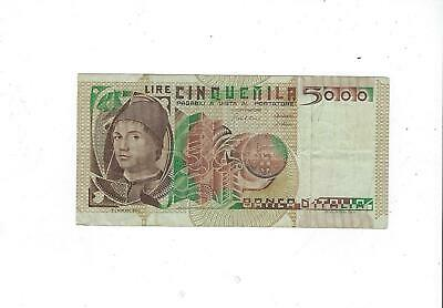 Banknote  Italy -  2 March 1979 -   5000   Lire //773