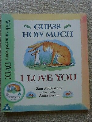 New 'Guess How Much I Love You' Book & DVD