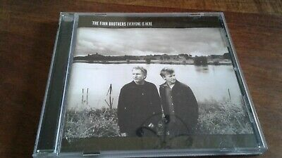 The Finn Brothers ‎– Everyone Is Here CD Album