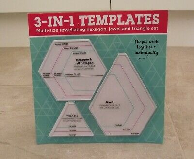 3-In-1 Template Set ~ New