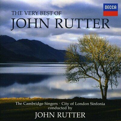 ID3z - John Rutter - The Very Best Of Joh - CD - New