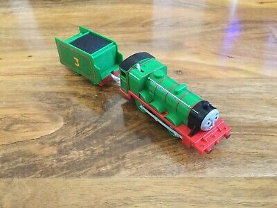 Thomas trackmaster Thomas the tank engine motorised Henry & Tender
