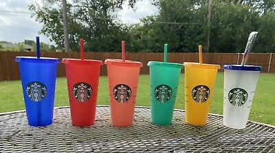 Starbucks Color Changing Cups - Summer 2020 - Venti Tumblers