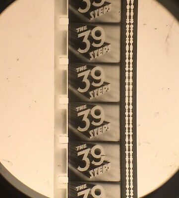 16mm Feature Film - The 39 Steps