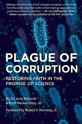 Plague of Corruption: Restoring Faith in the Promise of Science ✅P.D.F ✅