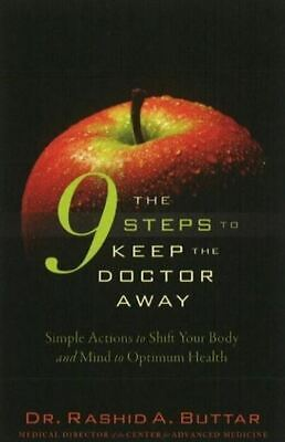 ✅ The 9 Steps to Keep the Doctor Away by Rashid Buttar ✅  [P.D.F] ✅