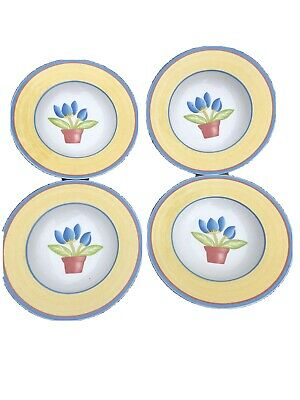 (4) Villeroy & Boch, TWIST  , SWITCH COLLECTION -  ESTATE FIND - FREE SHIP