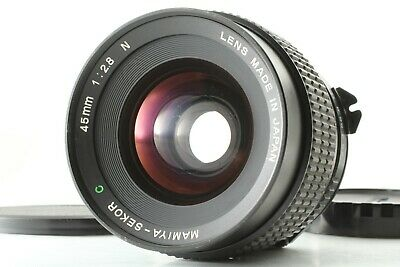 [Exc+5] Mamiya Sekor C 45mm F2.8 N Lens M645 1000s Super Pro TL from Japan