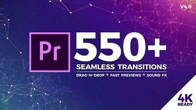 VideoHive Seamless Transitions v.4 PRPROJ