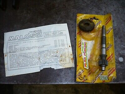 kit engrenage malossi 676422 16x32 SCOOTER PEUGEOT Sc 50 honda lead italjet adly
