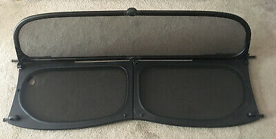 Genuine BMW Mini Part R57 Wind-stop Wind Deflector For Convertible Folding