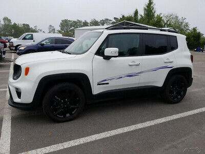 2019 Jeep Renegade Latitude 2019 Jeep Renegade Latitude SUV Used 2.4L I4 16V Automatic FWD