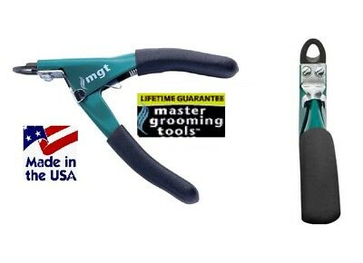Master Grooming Tools S-M Pro Tagliaunghie Trimmer Meglio Than Resco