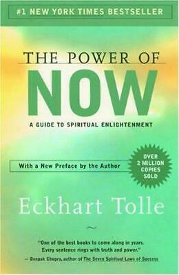 The Power of Now: A Guide to Spiritual Enlightenment-Eckhart Tolle [P.D.F] [ɛb00