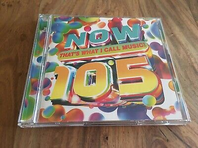 Now That's What I Call Music! Vol.105 (CD 2020)