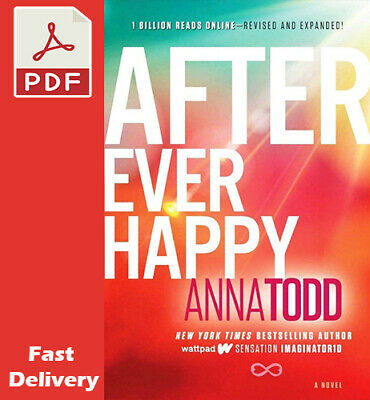 After Ever Happy (4) (The After Series) by Anna Todd [P.D.F-Digital]