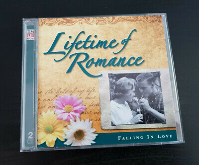 Cd Double Album - Timelife - Lifetime Of Romance - Falling In Love
