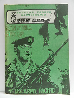 """""""Green Beret"""" The Drop Magazine, Spring 1985 Issue, Special Forces Association"""