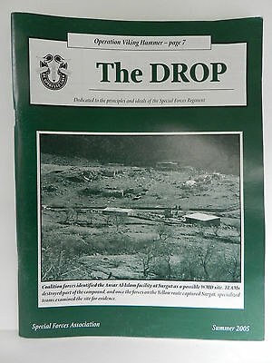 Green Beret, The Drop Magazine, Summer 2005 Issue, Special Forces Association