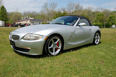 "2006 BMW Z4  2006 BMW Z4 3.0Si Convertible, Automatic Trans. Power Top, Xenon, 18"" Alloys, CD"