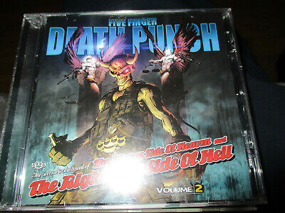 Five Finger Death Punch - The Wrong Side Of Heaven Vol2 - Cd - 2013