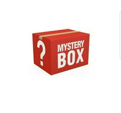 Mystery Box - Could Be - Electronics, HBA, Games, Pet, Funko & More - Large Box