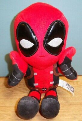 Deadpool Merc with a Mouth Marvel Plush Soft Toy #8044 Whitehouse Leisure