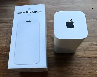 Apple Airport Time Capsule A1470 Wireless Router and 2TB Backup Drive