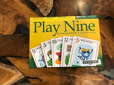 Play Nine - The Card Game of Golf
