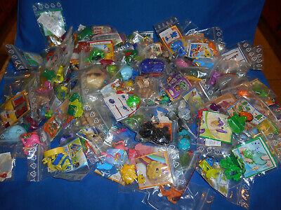 40 KINDER SURPRISE Joy Toys ALL DIFFERENT German Complete Most w/ Papers BPZ