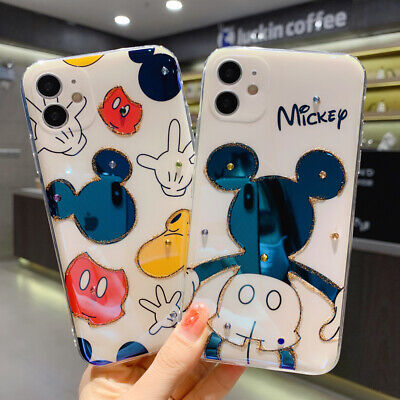 Disney Winnie The Pooh Shockproof Phone Case For iPhone Xs Max SR 6s 7 8 SE 2020