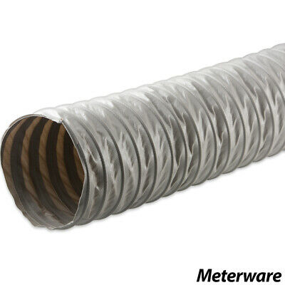 A/C Ducting Suction PVC Coated Polyester Fabric Flame Retardant